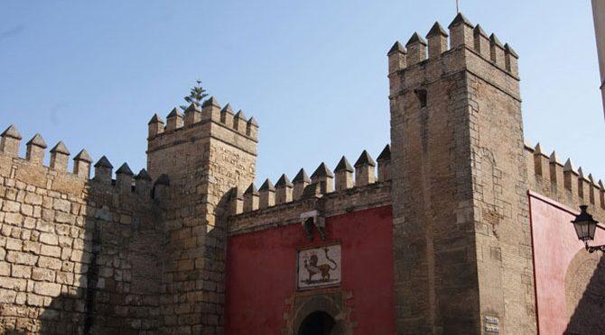 Visita nocturna al Alcázar