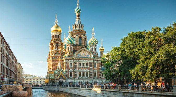 Viaje fin de curso a San Petersburgo y Moscú
