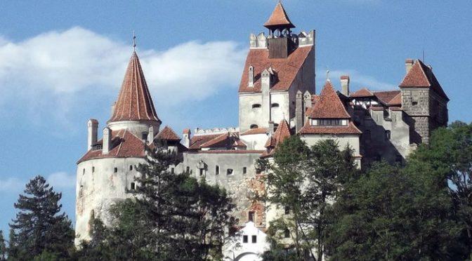 Castillo Bran (Bran, Rumanía)
