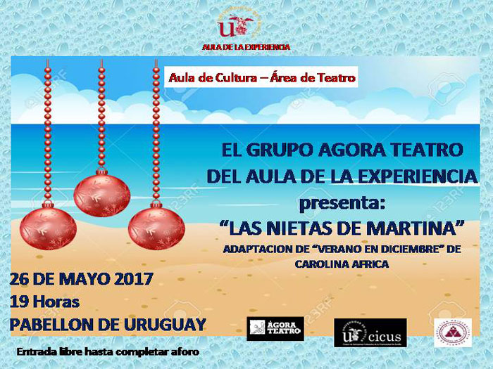 Las nietas de Martina (Ágora Teatro)