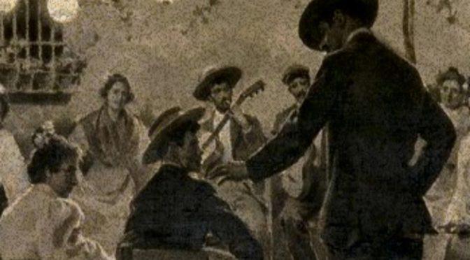 Las voces en el flamenco (portada)