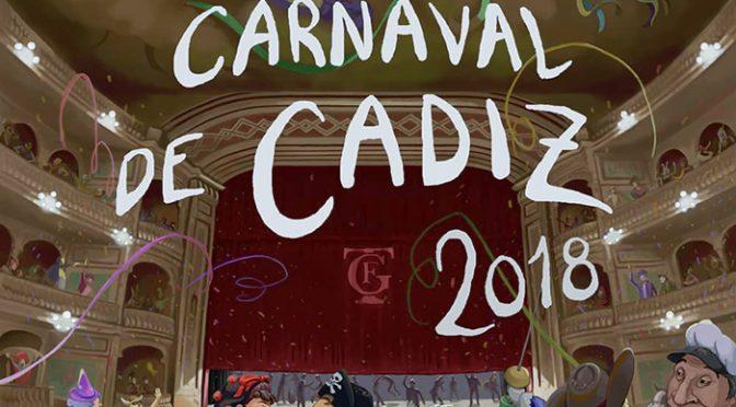 Carnaval de Cádiz 2018 (portada)