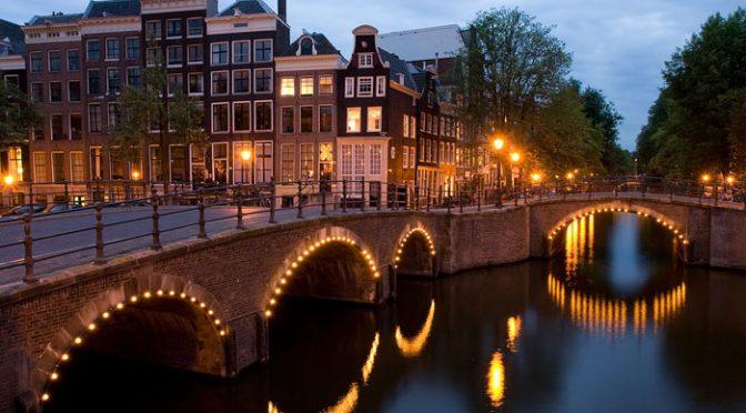 Viaje de fin de curso a Ámsterdam