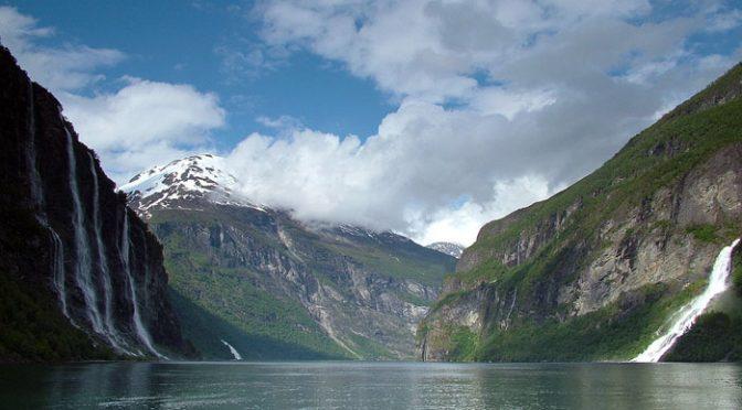 Viaje de fin de curso: crucero por los fiordos noruegos