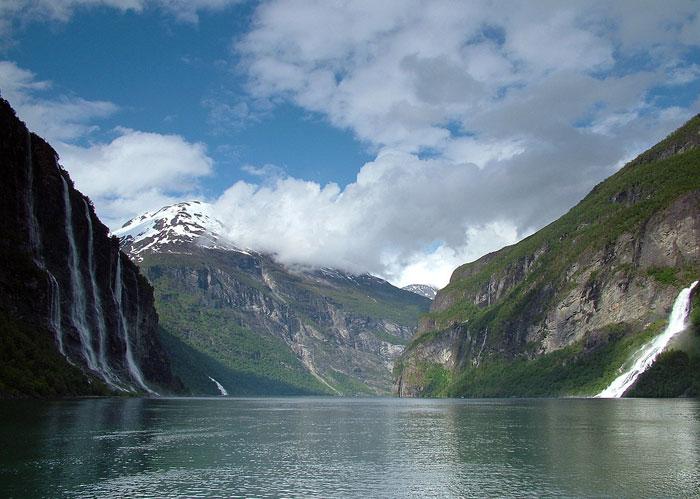 Fiordo de Geiranger (Noruega)