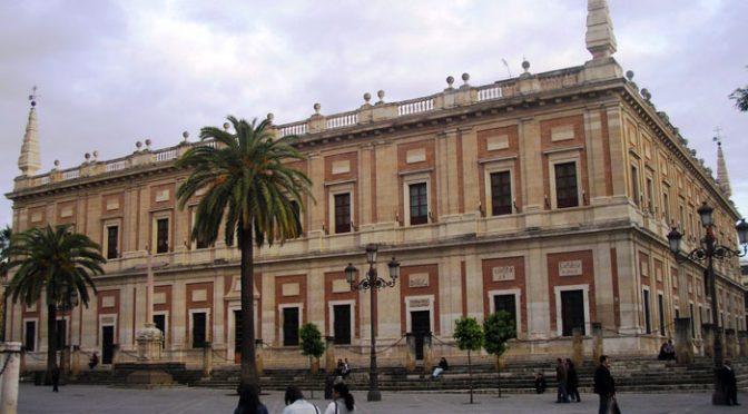 Visita al Archivo de Indias y pinturas de Murillo