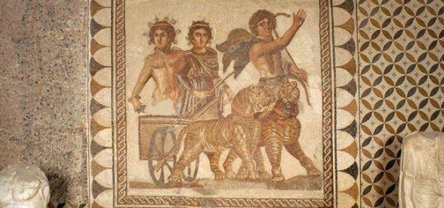 Mitología y leyendas romanas en el Museo Arqueológico