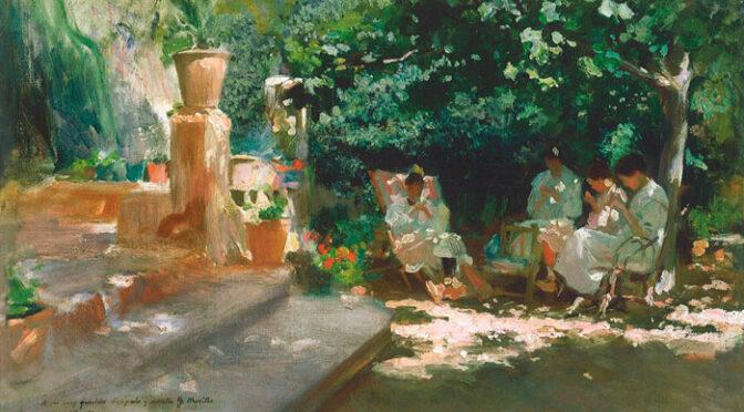 Viaje a Málaga y visita al Museo Carmen Thyssen