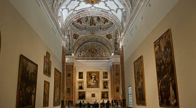 Visita a la Exposición Murillo IV Centenario
