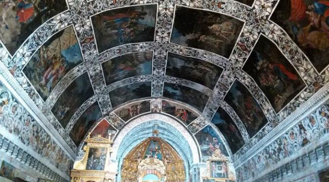 Ermita de Nuestra Señora del Ara, cerca de Fuente del Arco (Badajoz)