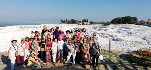 Fotografías del viaje de fin de curso a Turquía