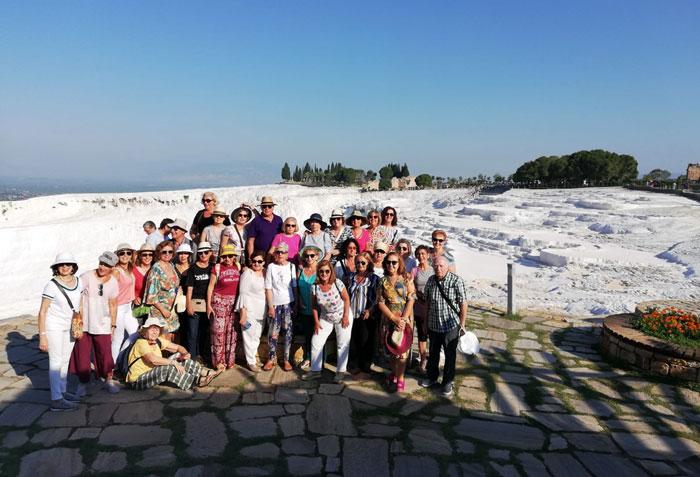 Viaje de fin de curso a Turquía