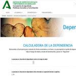 Calculadora de la dependencia (Junta de Andalucía)